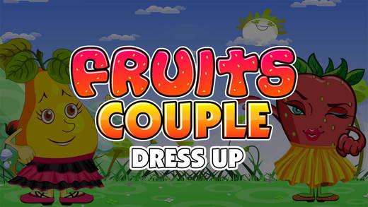 Fruits Couple Dress Up