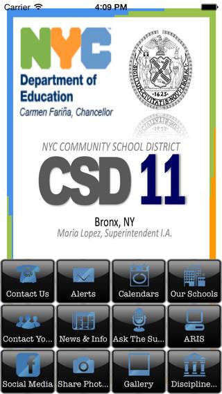 NYC Community School District 11