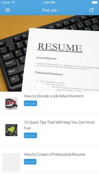 download Find Job - Career Planning apps 2