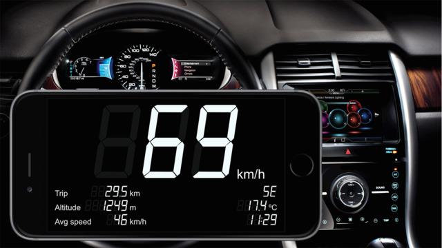 GPS Dash