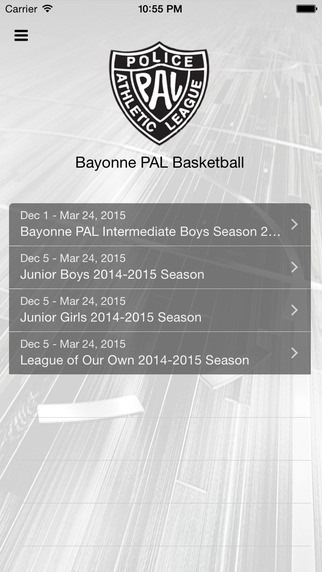 Bayonne PAL Basketball