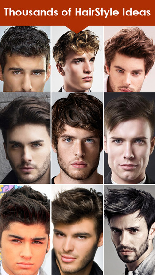 Hairstyle Makeover Ideas for Boys and Men - Amazing Haircut Design Inspiration for Your Next Hair Sa