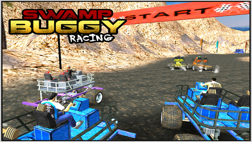 Swamp Buggy Racing 3D Racing Game