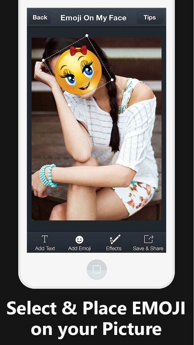Emoji Amp Text On Your Photo Pro Funny Emoji Editor To Put
