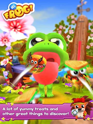 Скачать Hi Frog!