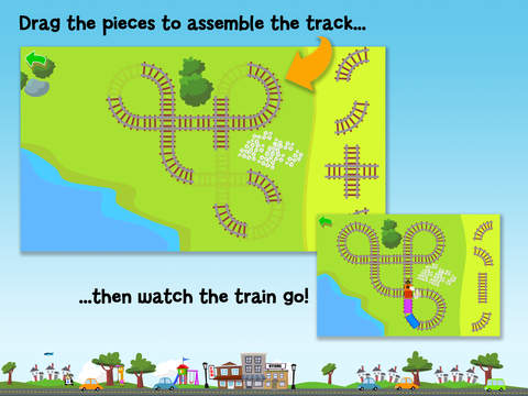 Zoo Train - by Busy Bee Studios
