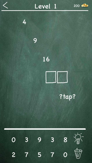 Missing Number - IQ Math Guess Game