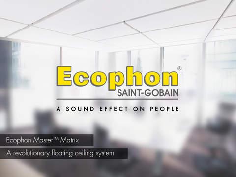 Ecophon Master Matrix