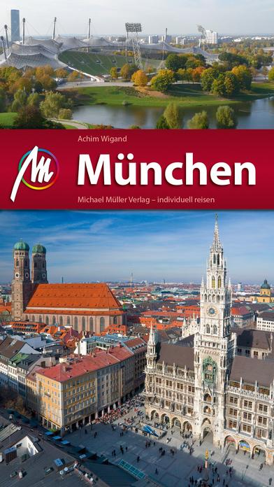 München MM City – Stadtführer zum Selbstentdecken
