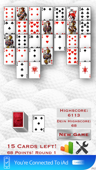 Golf Royal Solitaire