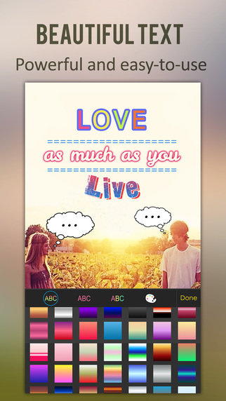 Pic Collage Maker Text on Photo Cool Filter Effects for Pictures - Perfect Image