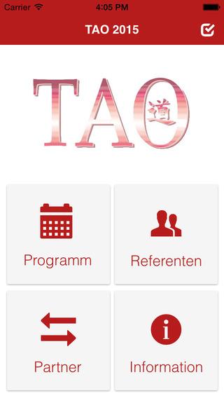 TAO-Kongress 2015