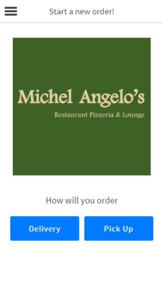 Michel Angelo's Restaurant Pizzeria Lounge