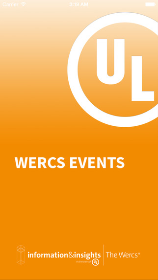 UL Information Insights The Wercs EVENTS