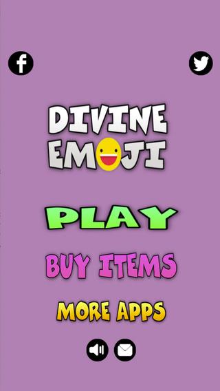 Divine Emoji - Emojis for everyday