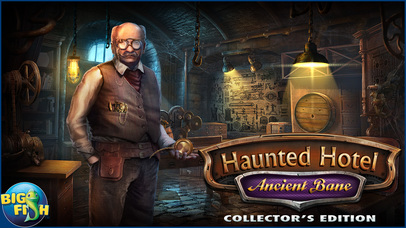 Haunted Hotel: Ancient Bane - A Ghostly Hidden Object Game-4