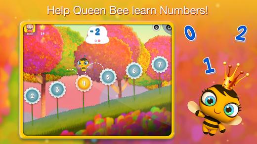 Number Counting for Preschool Kindergarten First Grade Kids FREE