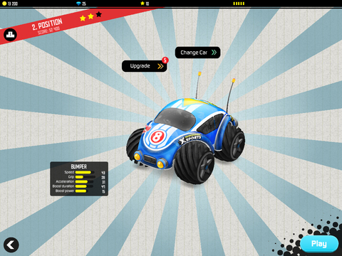 Rocket Cars iOS