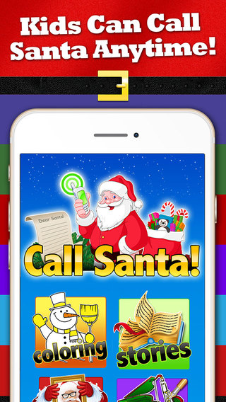 Santa's Magic Phone Call Text