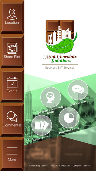 Mint Chocolate Solutions