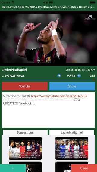 Soccer News Video Collection SoccerTube Free