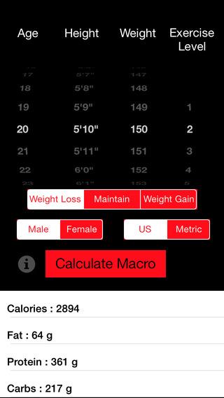 Macro Finder Pro