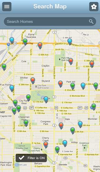 Home Search LA