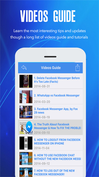 All in One For Facebook Messenger - Best Guide Tips