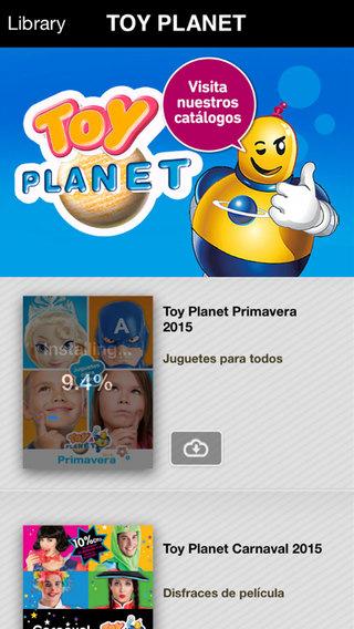 Toy Planet-Catálogos