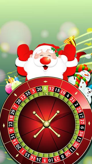 Christmas Eve Lucky Wheel