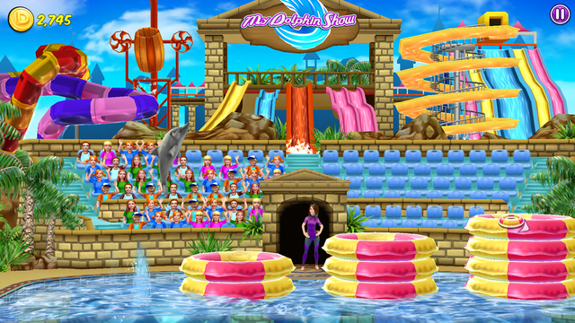 My Dolphin Show - water park world