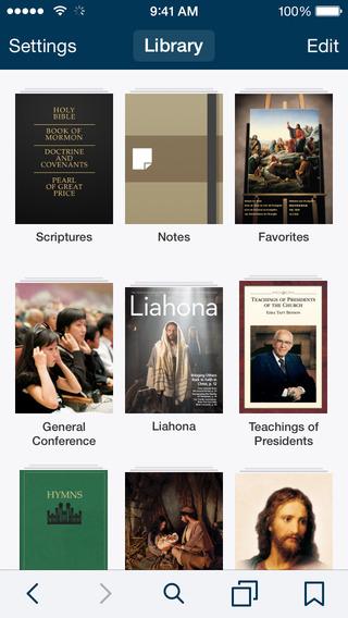 Gospel Library