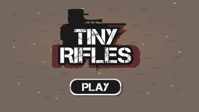 Tiny Rifles Shoot the Enemy