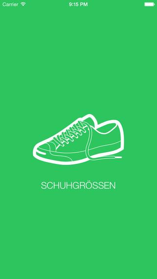 Schuhgrößen - Umrechnen und konvertieren