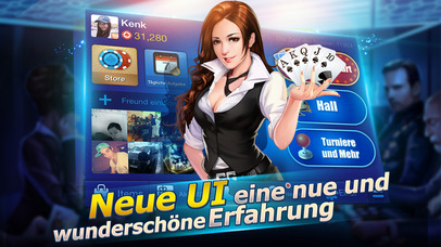 Screenshot 3 Boyaa Texas Poker DE