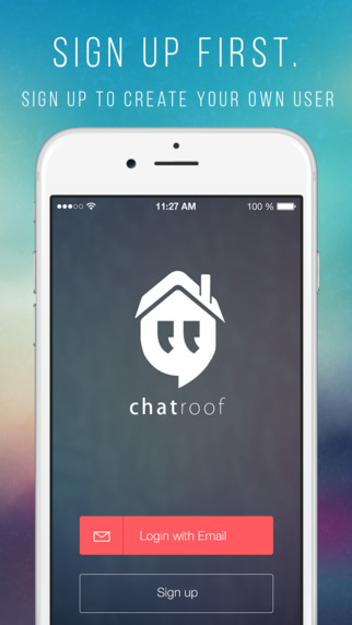 Chatroof - Chat About Anything