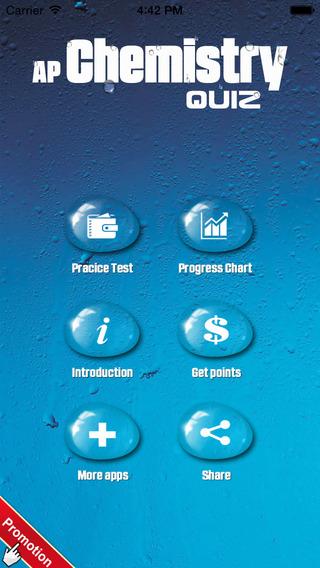 AP Test Prep: Chemistry Practice Kit