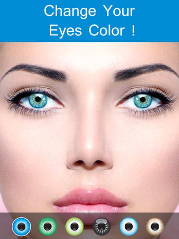 Приложение для айфона от красных глаз