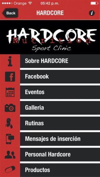 Hardcore Sport Clinic