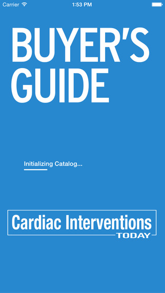 Cardiac Interventions Today Buyer's Guide