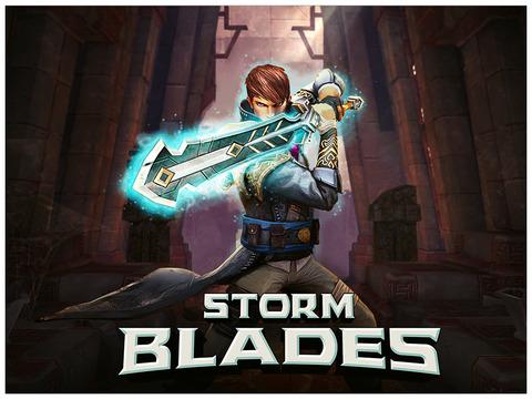 Stormblades Screenshot