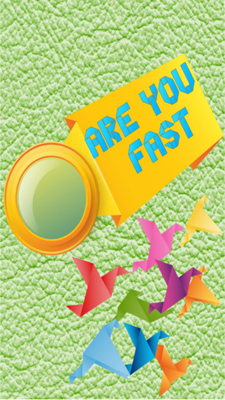 Are You Fast