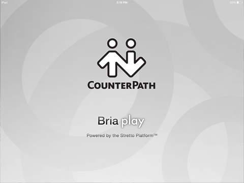 Bria play iPad Edition