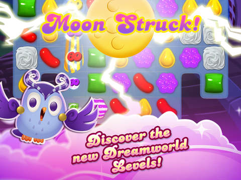 ipad Candy Crush Saga Screenshot 2