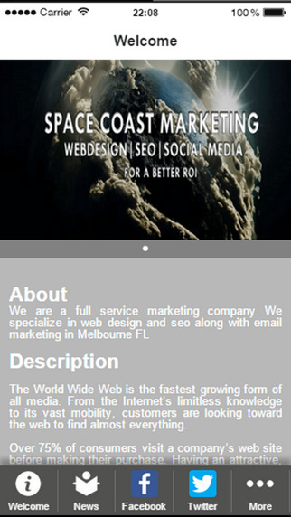 Space Coast Marketing