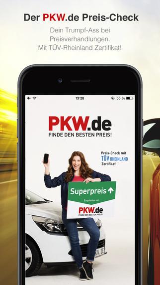 PKW.de - Die Autobörse mit Preis-Check für Gebrauchtwagen und Neuwagen