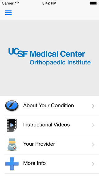 UCSF Center for Joint Replacement