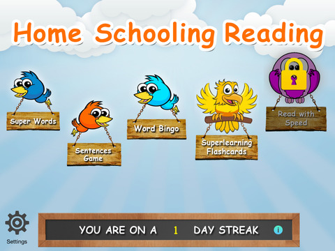 Home Schooling - Reading HD
