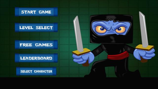 Escape the Ninja Maze – Power Fight Challenge Paid