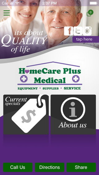 HomeCare Plus Med.